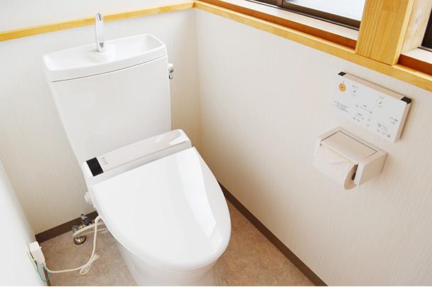 トイレの交換